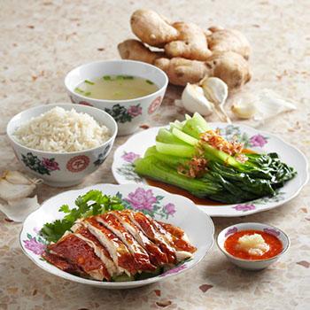 Halal Food Republic Singapore