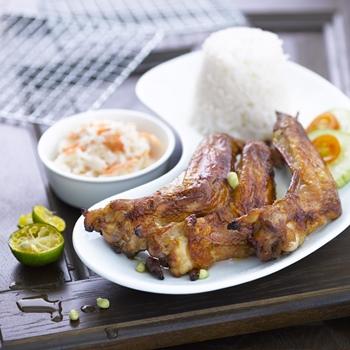 Chicken wings 350x350