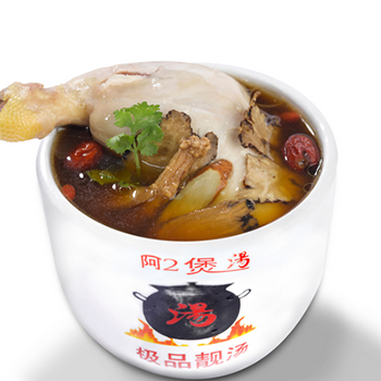 Aher_Ten Tonic Ginseng Chicken Soup