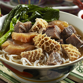 BK_Signature Mixed Beef Soup Noodle (Beef Meat & Tendon & Tripe)
