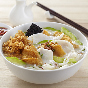 Chai_Double Fish Bee Hoon Soup