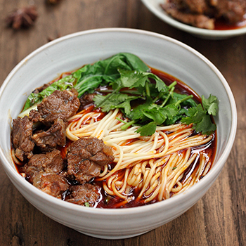 Divine_Braised Beef Noodle