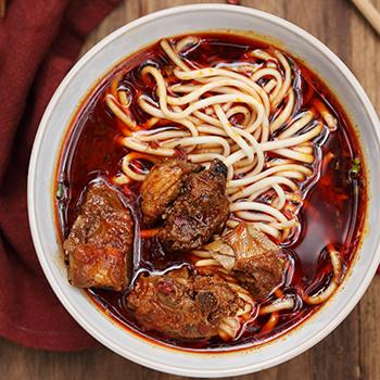 Divine_Braised Pork Rib Noodle