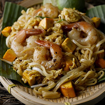 ET_Pad Thai With Prawn