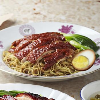 Fitra_Chicken Noodles + Half Egg