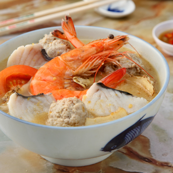 JY_Herbal Seafood Soup