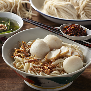 KL_Signature Handmade Fishball Noodle Fish Dumpling 1PC