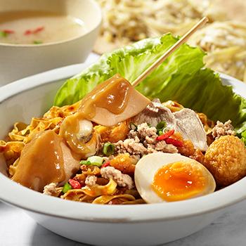 Lam_Lam's Abalone Noodle