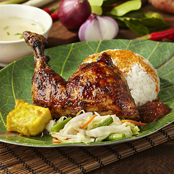 P&BBQ_Ayam Bakar Set (Grilled Marinated Chicken Set)