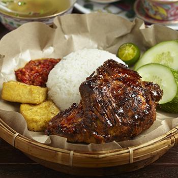 P&BBQ_Ayam Bakar set