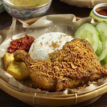 P&BBQ_Ayam Penyet set