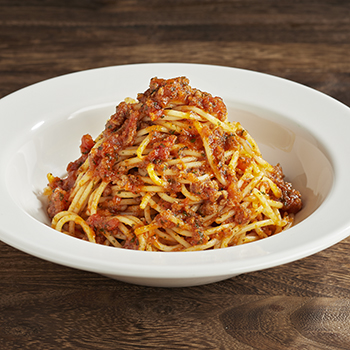 Rustic_Beef Bolognese Spaghetti
