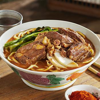 SPN_Braised Pork Rib Noodle