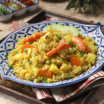 Thai_Pineapple Fried Rice