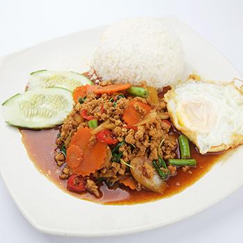 Thai_Thai Basil Style Rice