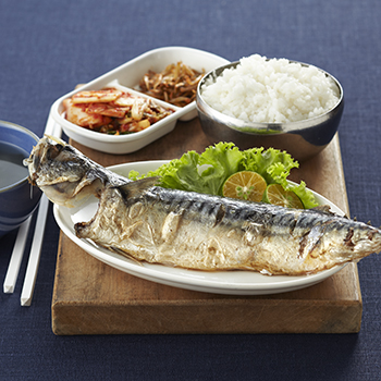WLJ_Saba Fish with Rice