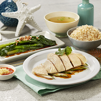 WNK_Chicken Rice Set