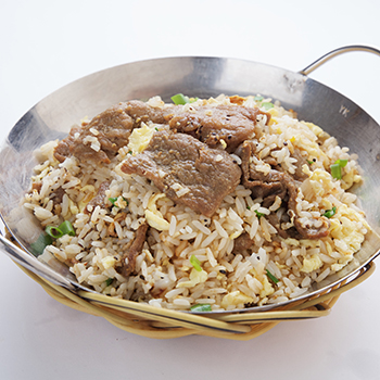 YF_Black Pepper Beef fried rice