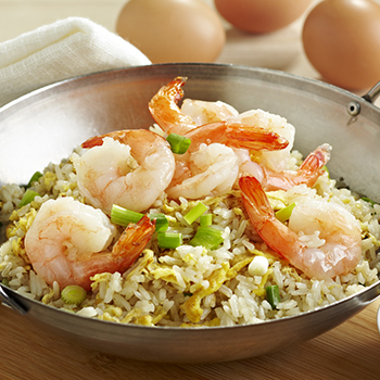 YF_Fresh Prawn Fried Rice
