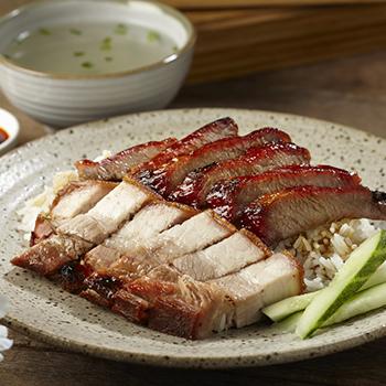 YM_Char Siew Roast Pork Rice