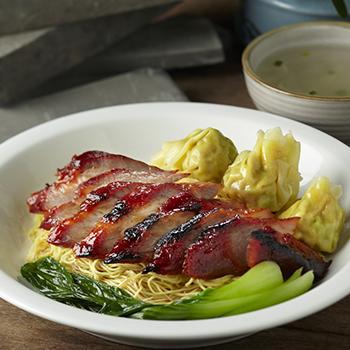 YM_Char Siew Wanton Noodle