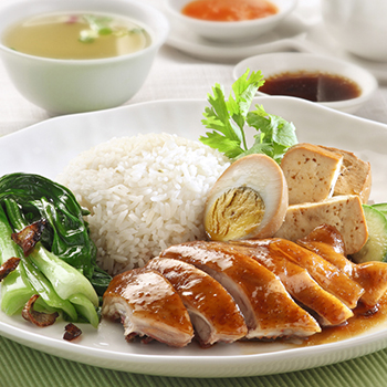 YM_Soya Sauce Chicken Rice